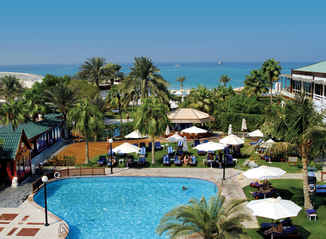 Dubai Marine Beach Resort and Spa, best beach clubs in Dubai