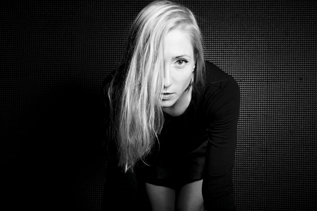 Ellen Allien at Groove on the Grass