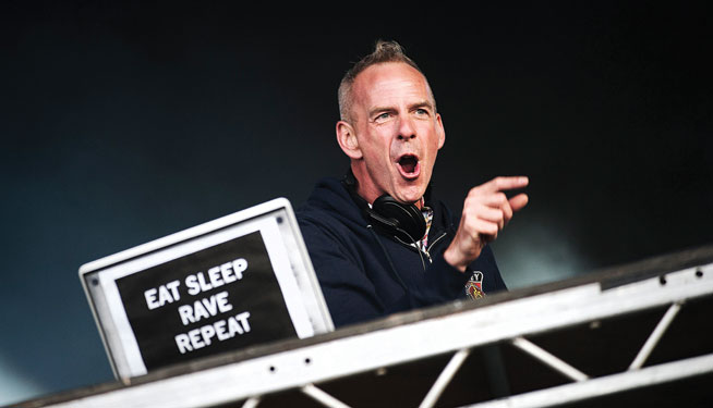 Fatboy Slim at Sandance