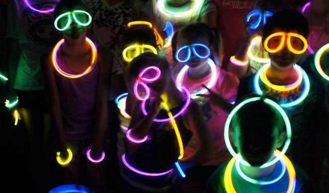 Glow Fun Run at Wadi Adventure