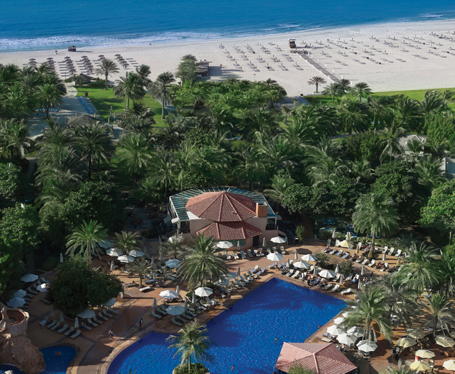 Habtoor Grand, best beach clubs in Dubai