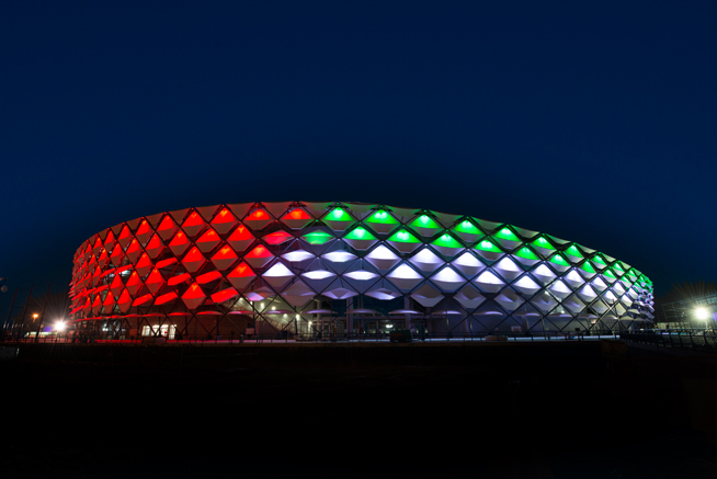 Hazza Bin Zayed stadium to host Manchester City