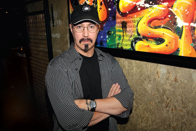 John Morales at Story Rooftop Lounge