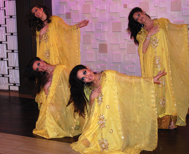 Khaliji dancing - classes in Dubai