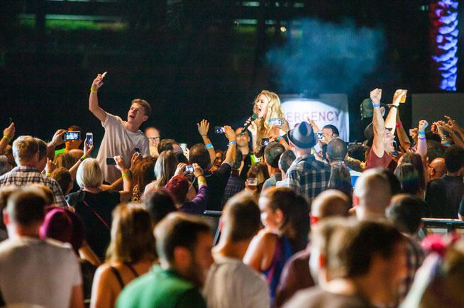 Joss Stone at Blended Festival, Dubai