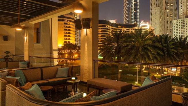 Maya Mexican - best outdoor bars in Dubai
