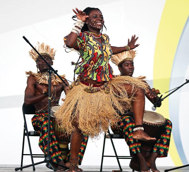 Tribal dancing - classes in Dubai