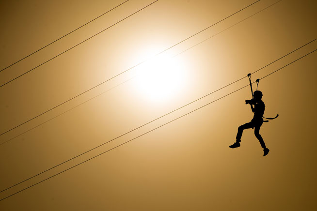 Wire World Adventure Park will feature ziplines