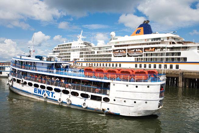 Amazon cruise