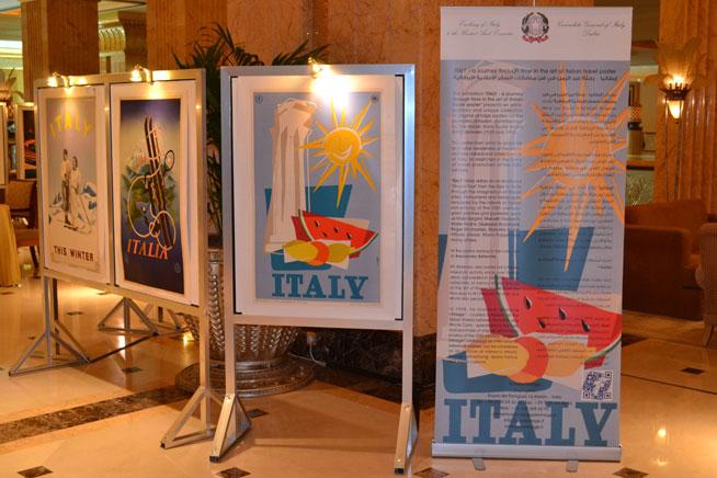 Italian art at Emirates Palace