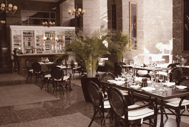 Cafe Belge terrace - where to watch the World Cup