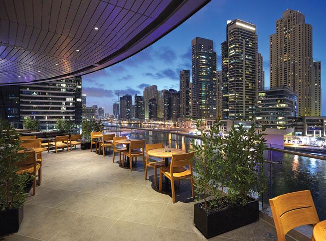 Cargo, Pier 7, Dubai Marina