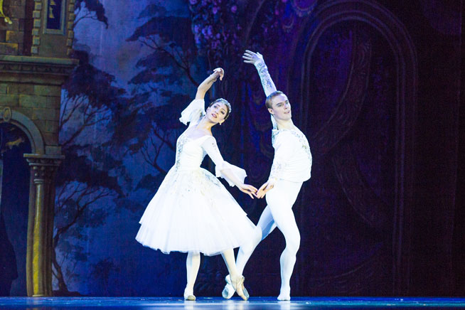 Cinderella ballet in Abu Dhabi