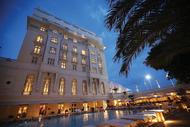 Copacabana Palace Hotel, Rio