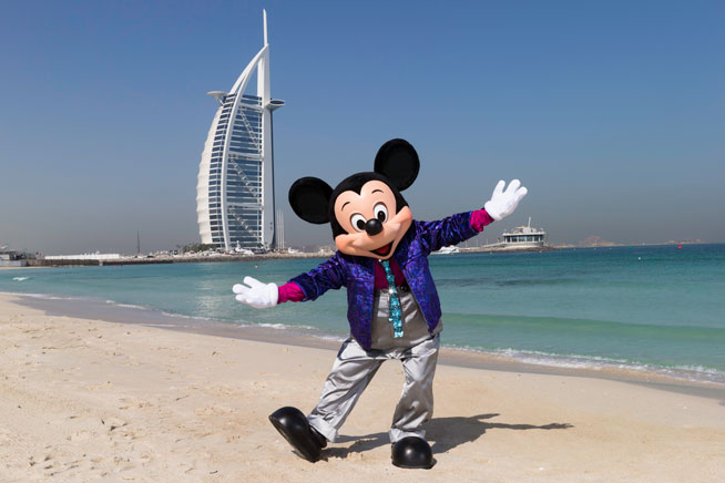Disney On Ice in Dubai