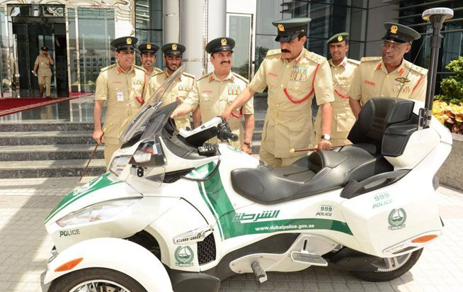 Dubai Police Cars Superbike Added To The Fleet What S On