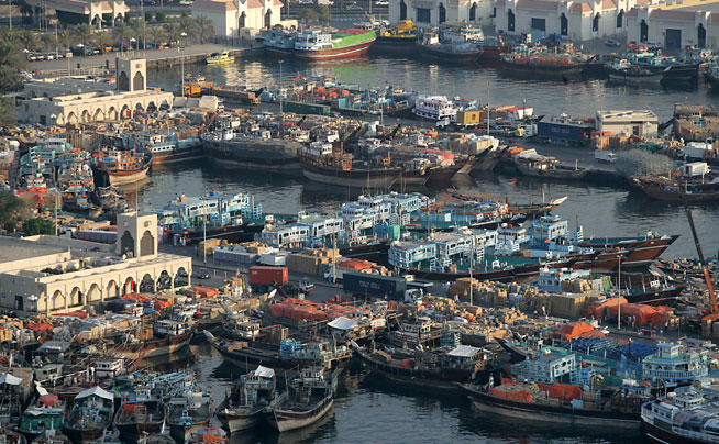 Historic Dubai Creek