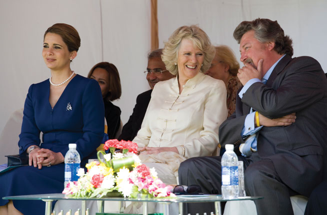 What's On with the British Royal Family