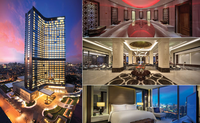 Istanbul - win a holiday with Hilton Hotels