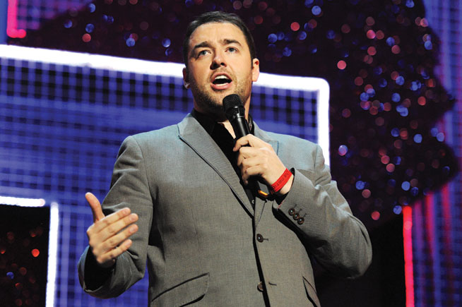 Jason Manford in Dubai