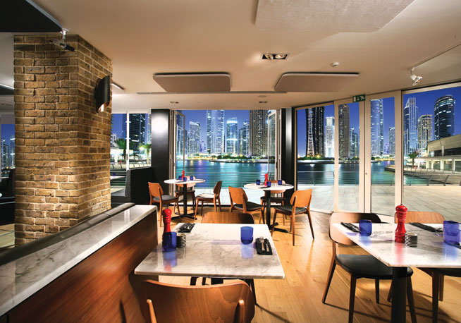 Restaurants in Dubai with jazz - Jazz@PizzaExpress