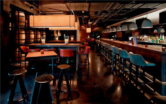 La Fabrique Sports Bar at Pullman Dubai Deira City Centre Hotel