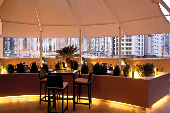 Ruth's Chris Steakhouse, Dubai Marina
