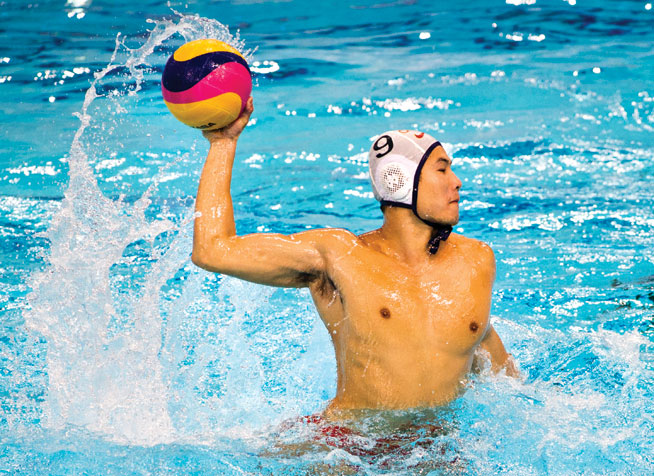 Water Polo World Final