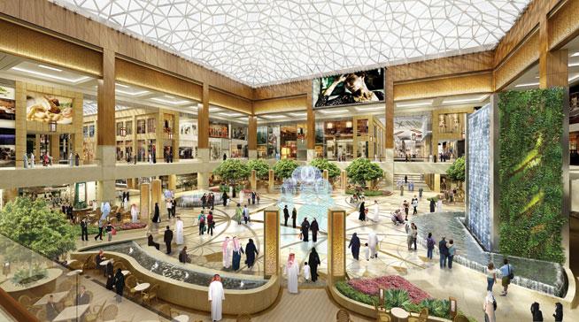 Yas Mall, Yas Island, Abu Dhabi
