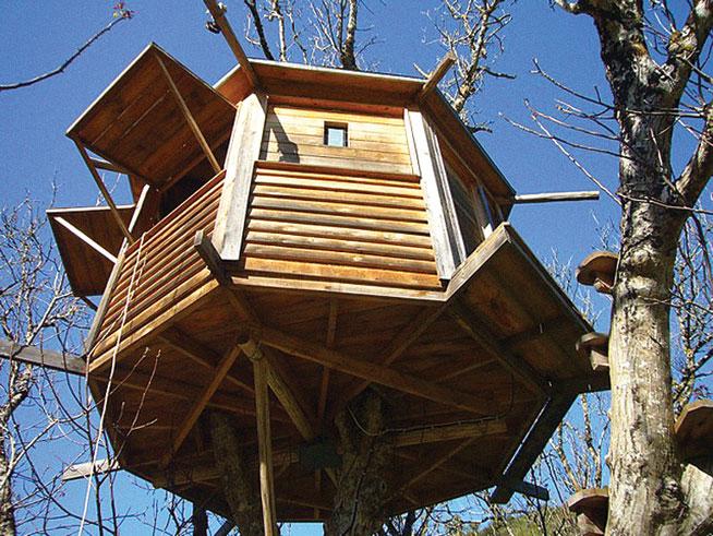 Algarve, Portugal - best treehouse holidays