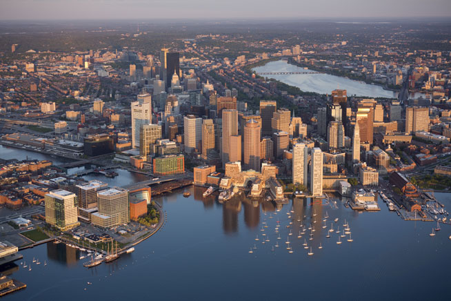 Boston - great American cities