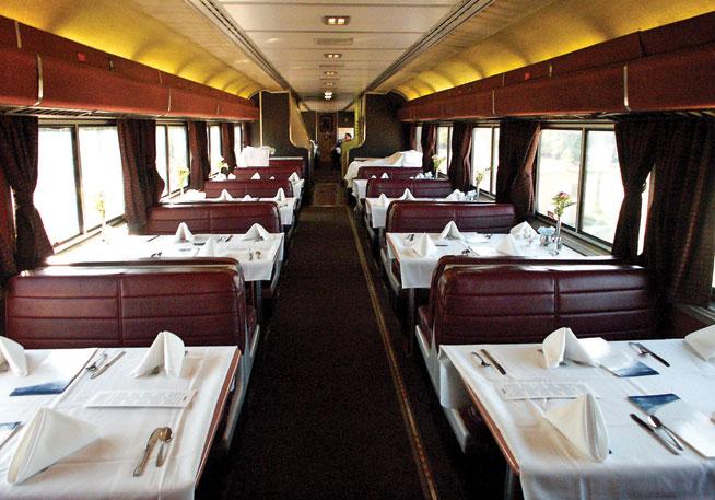 California Zephyr - great rail journeys