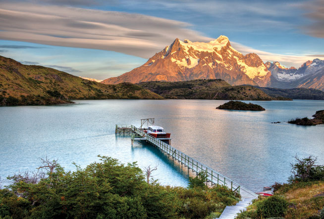 Chile - world's best horseriding holidays