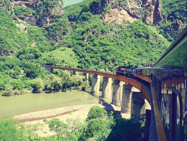 Copper Canyon - great rail journeys