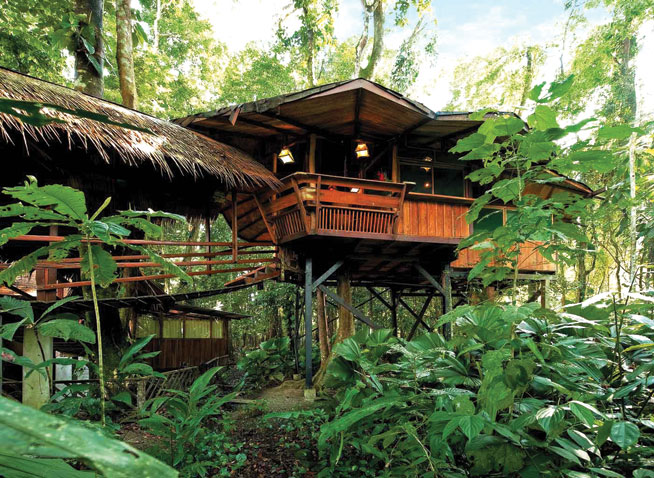 Costa Rica - best treehouse holidays