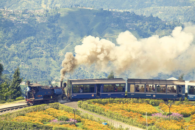 Darjeeling Himalayan - great rail journeys