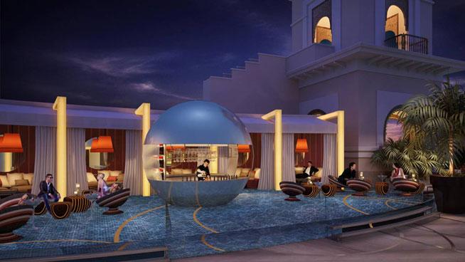 Four Seasons Dubai - artists impression
