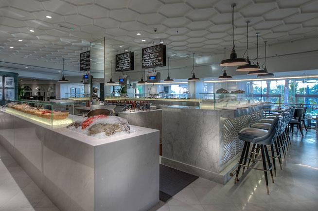 Geales, Le Meridien Dubai - review