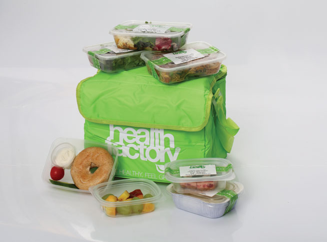 Healthy takeaways in Dubai - Health Factory