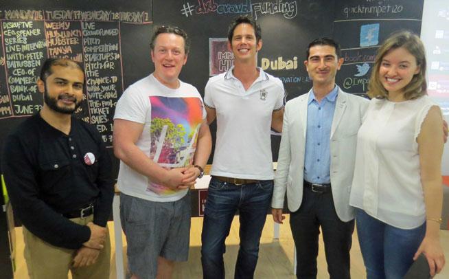 Impact Hub crowdfunding winners Wepul