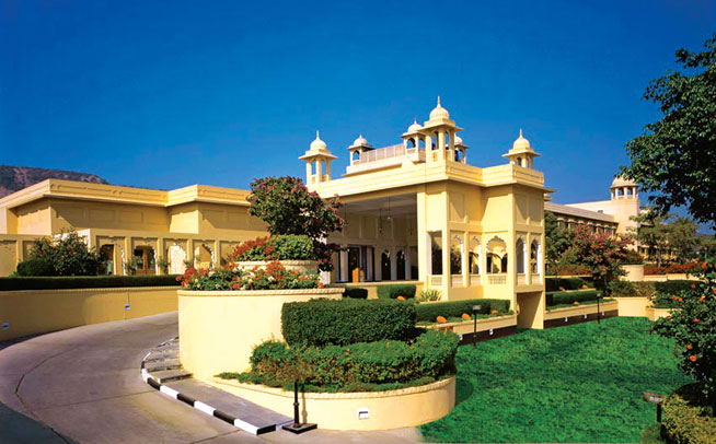 The Trident Hotel, Jaipur, India - healthy holidays