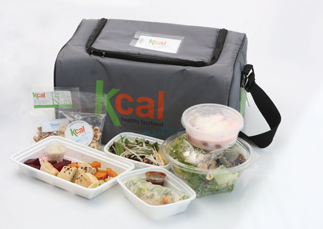 Healthy takeaways in Dubai - KCal Extra