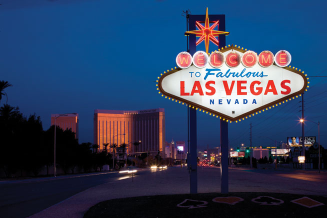 Las Vegas - great American cities