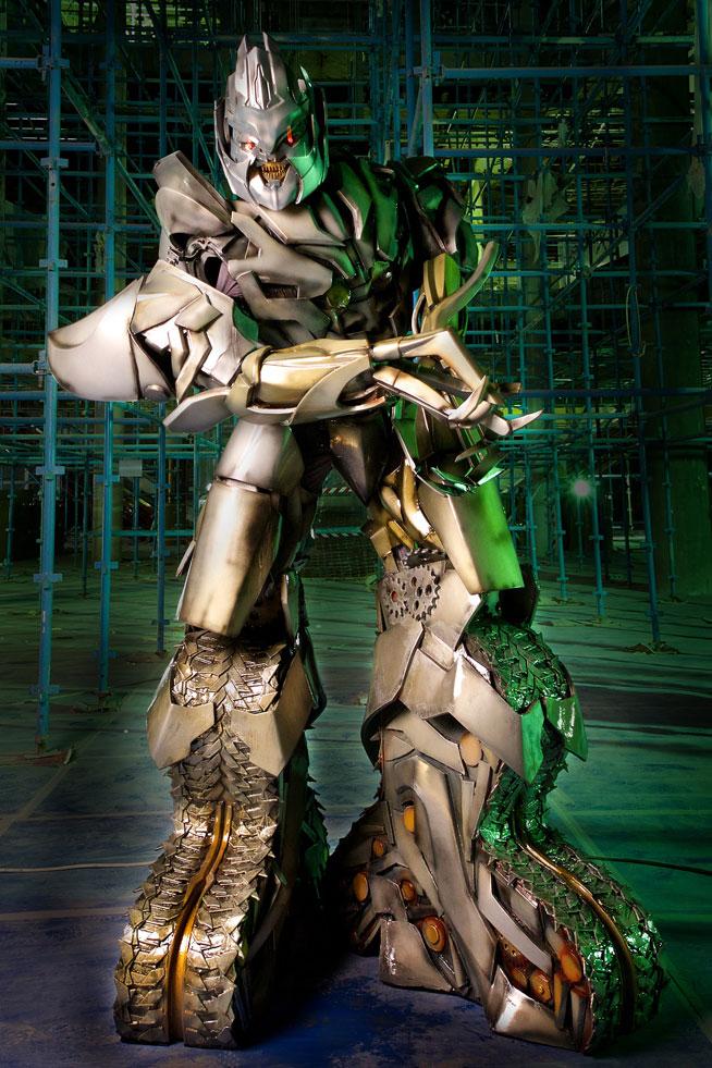 Transformers, The Decepticon Clone