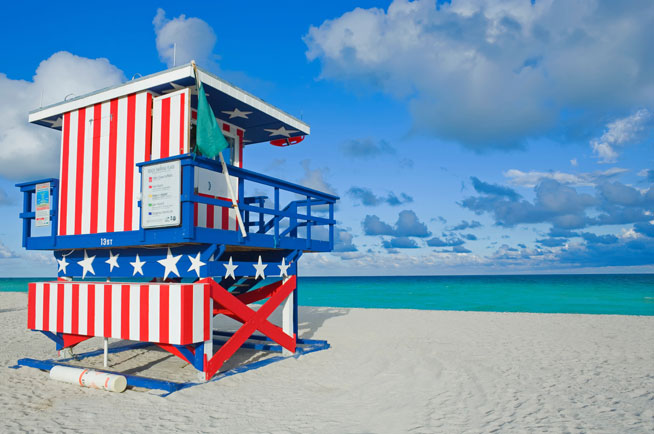 Miami - great American cities