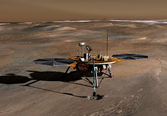 UAE Space Agency announce mission to Mars