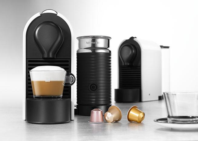 Nespresso coffee machine in Dubai