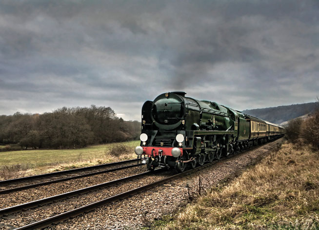 Orient Express - great rail journeys