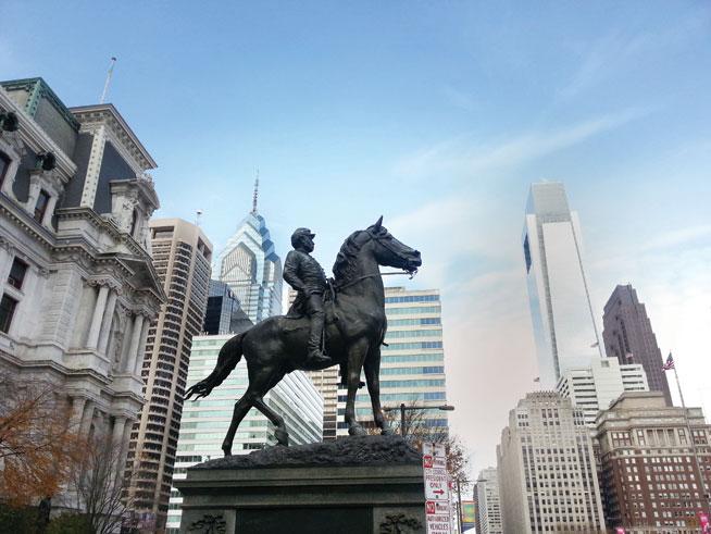Philadelphia - great American cities