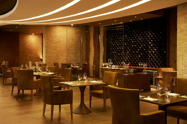 Porterhouse, Sofitel The Palm - review